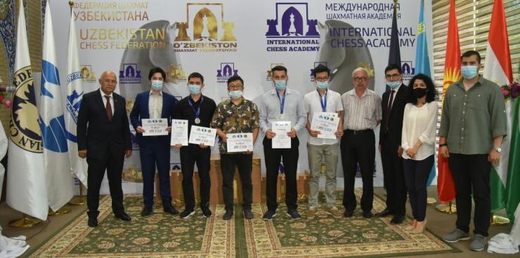 Nodirbek Abdusattorov wins Zone 3.4 Open Championship
