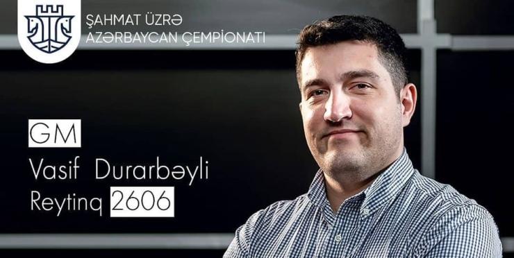 Vasif Durarbayli wins Azerbaijani Championship