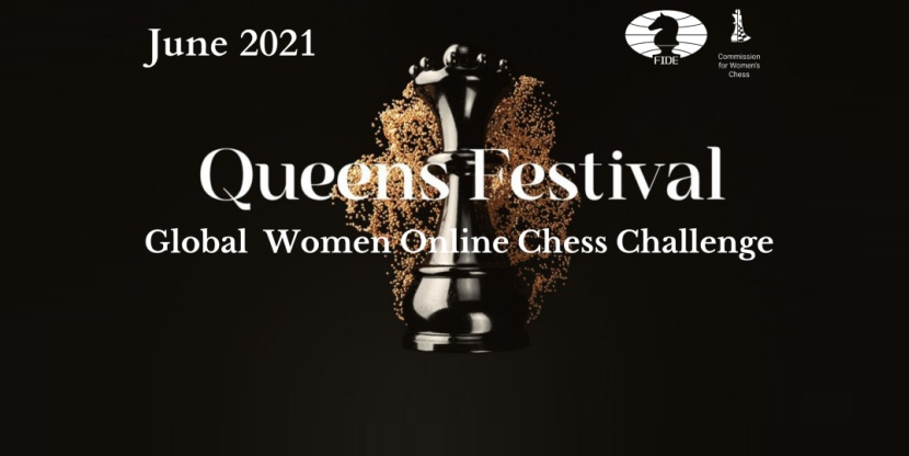 """""""The Queens' Festival"""": Connecting Women in Chess"""