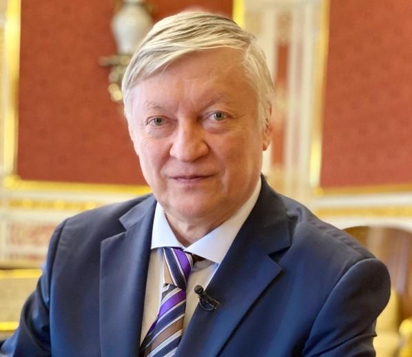 Anatoly Karpov celebrates his 70th birthday