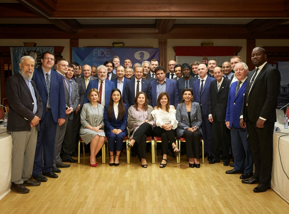 Presidential Board in Budapest: Key decisions