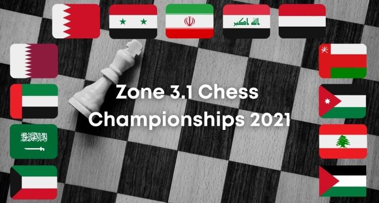 Ehsan Ghaem Maghami wins Zone 3.1 Championship
