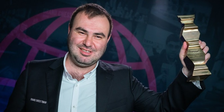 Shakhriyar Mamedyarov wins Superbet Classic