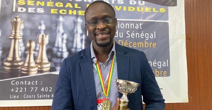 Amadou Lamine Cissé wins Senegal National Championship