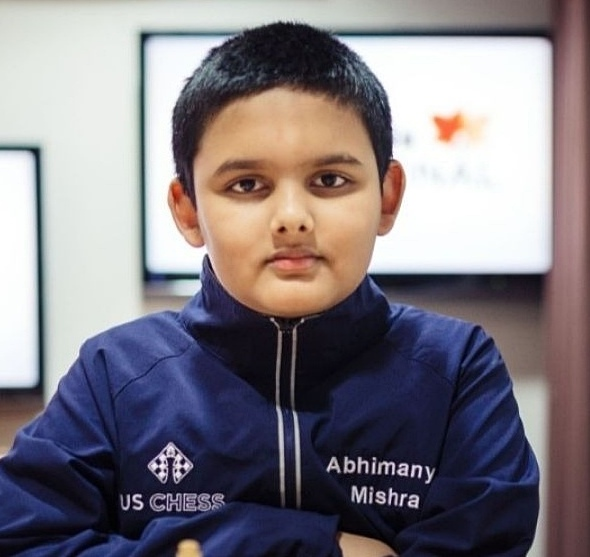 Abhimanyu Mishra is the youngest Grandmaster in history