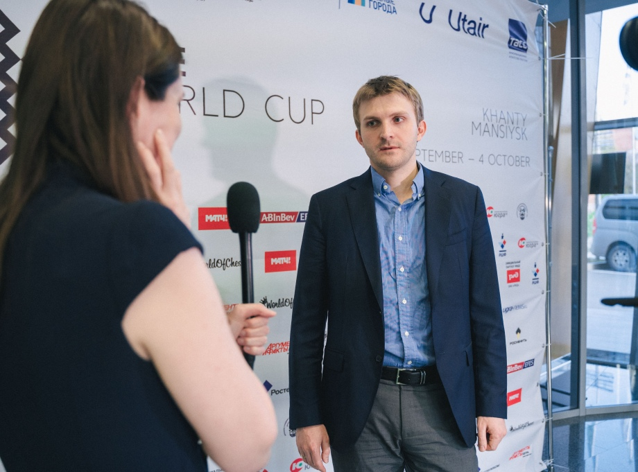 World Cup: Vachier-Lagrave, Vitiugov and Yu Yangyi progress to quarters