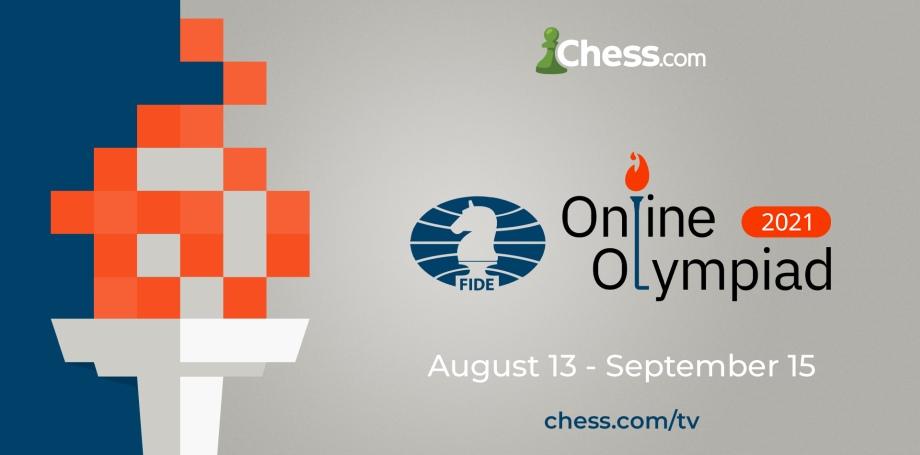 FIDE announces Online Olympiad 2021