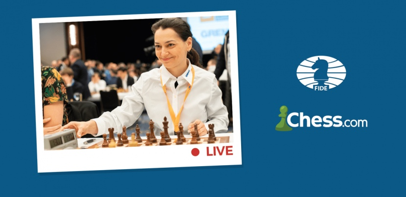 Chess.com acquires broadcast rights for major FIDE events through 2023