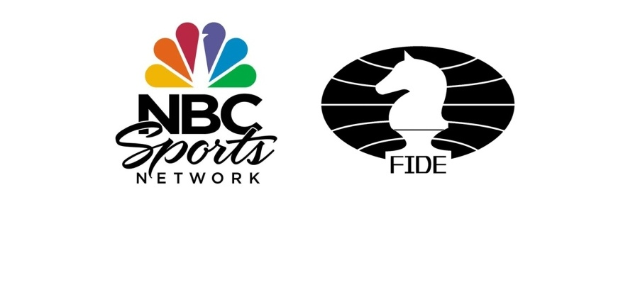 FIDE and NBC Sports announce chess partnership for the World Championship Match 2021