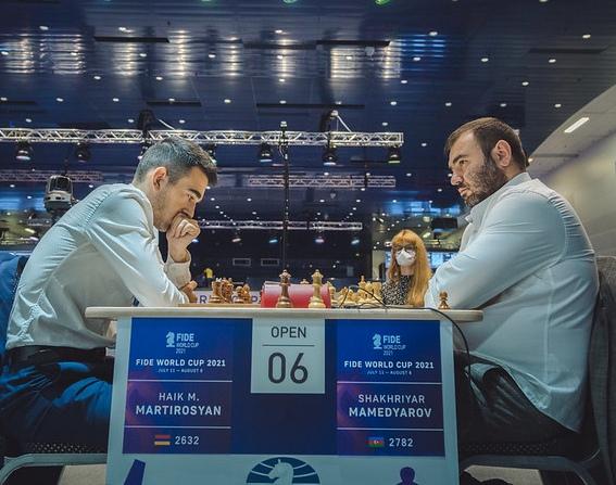 Round 03 tiebreaks: Giri and Mamedyarov eliminated!