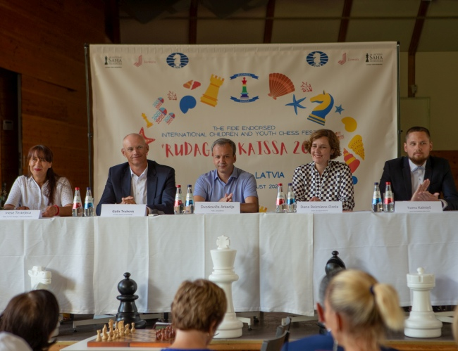 Young players from 40 countries to take part in Festival «Rudaga - Kaissa 2021»