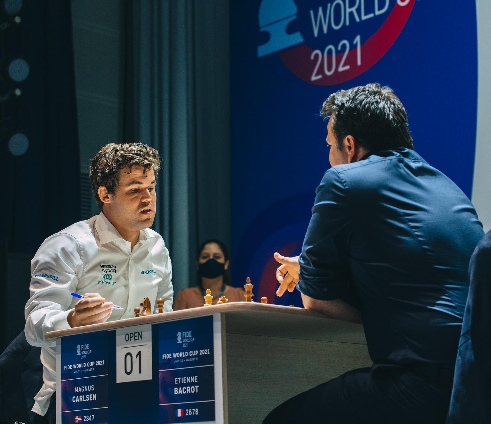 FIDE World Cup semis: Carlsen vs Duda