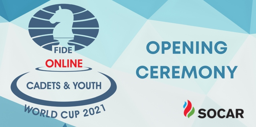 Online Cadets and Youth World Cup 2021 kicks off on Tornelo