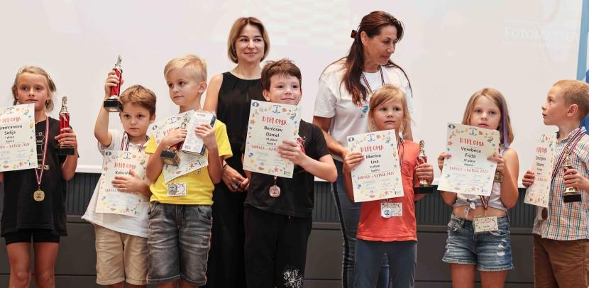 Winners crowned at Rudaga-Kaissa 2021 Festival