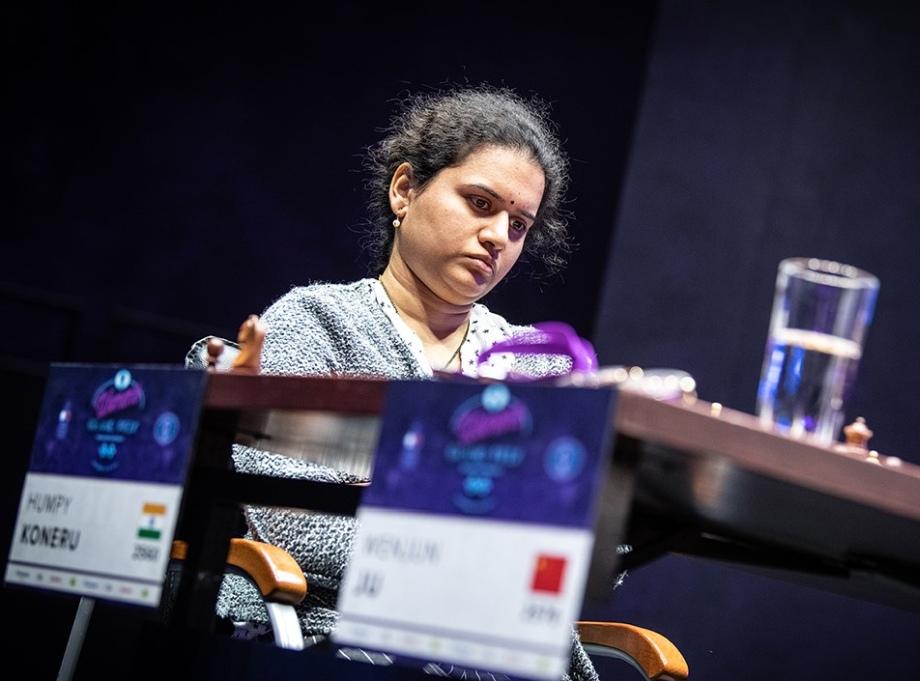Humpy Koneru wins  Women's Grand Prix Skolkovo