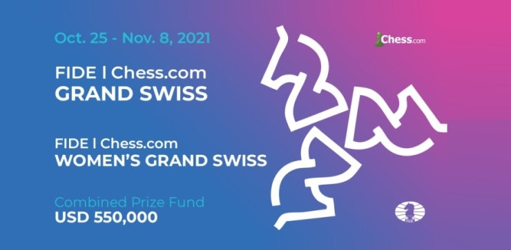 FIDE Chess.com Grand Swiss and Women's Grand Swiss 2021: participant contracts