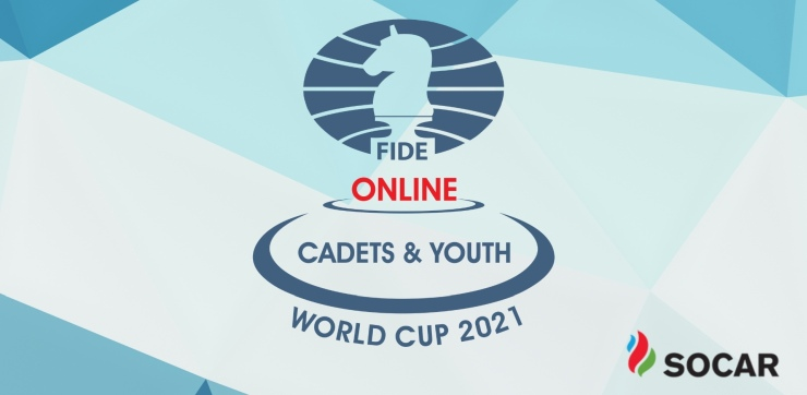 Online Cadets and Youth World Cup Finals are all set