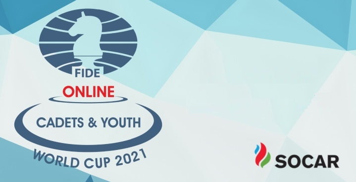 The winners of the Online Cadets & Youth World Cup announced