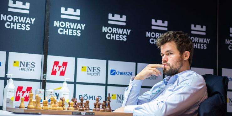 Magnus Carlsen wins Norway Chess 2021