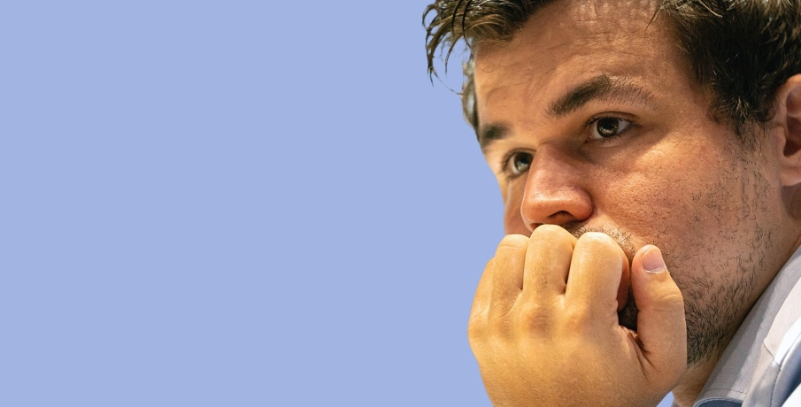 """Magnus Carlsen: """"Ian can be very difficult to play against"""""""