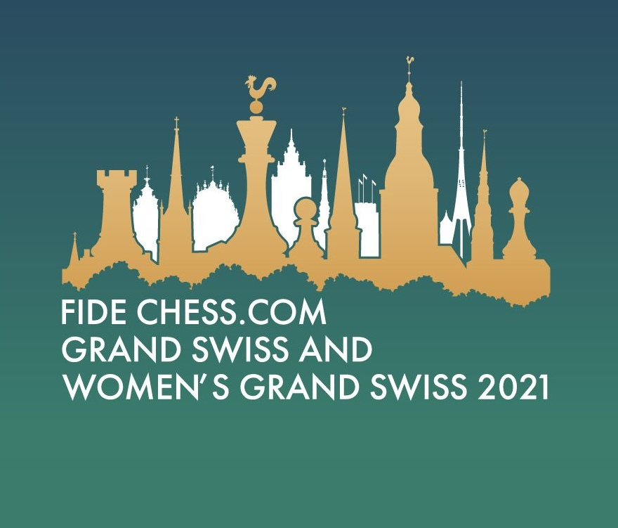 2021 FIDE Chess.com Grand Swiss and  Women's Grand Swiss: the lists of players