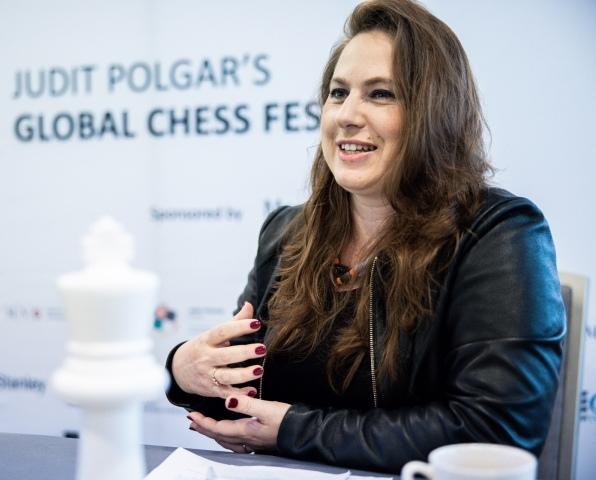 Judit Polgar's Global Chess Festival brings pioneers of education to the table