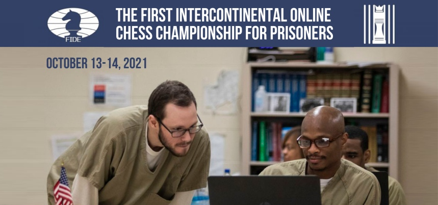 Teams from 31 countries to participate in 1st Intercontinental Championship for Prisoners
