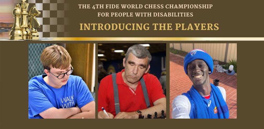 WCC for People with Disabilities: Introducing the players
