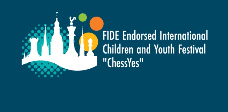 International Children and Youth Online Festival «ChessYes»: registration continues