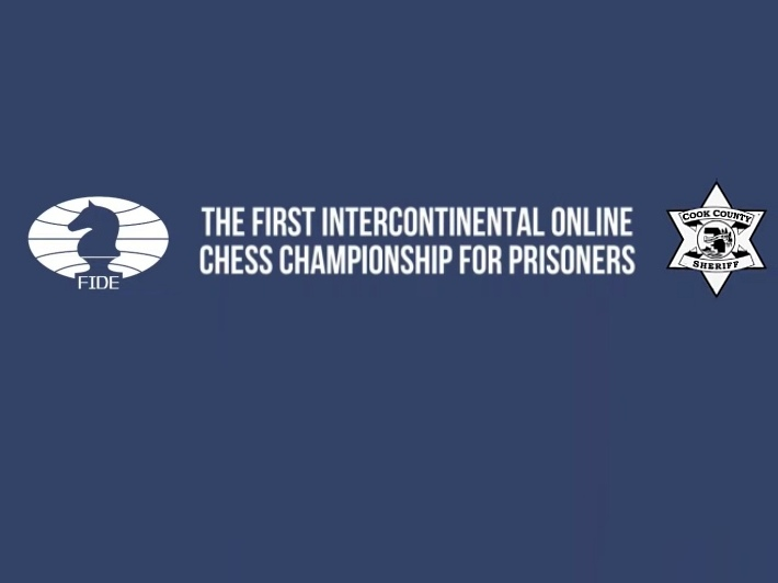 FIDE launches the biggest chess event among prisoners