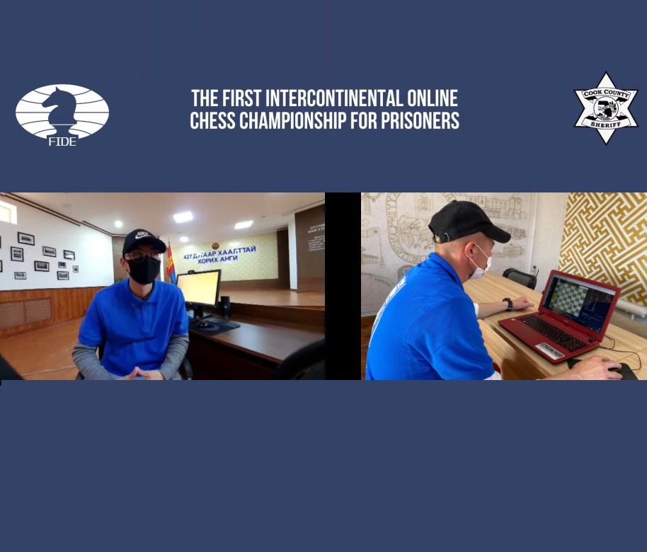 Mongolia winsthe first Intercontinental Online Championship for Prisoners