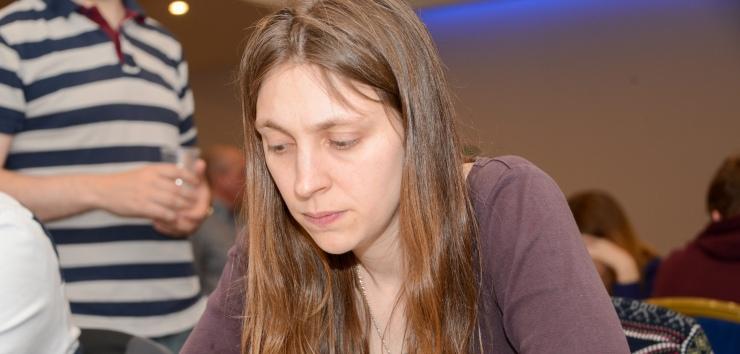 Harriet Hunt wins British Women's Championship