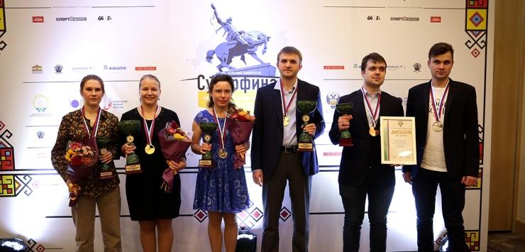 Nikita Vitiugov and Valentina Gunina become new Russian champions