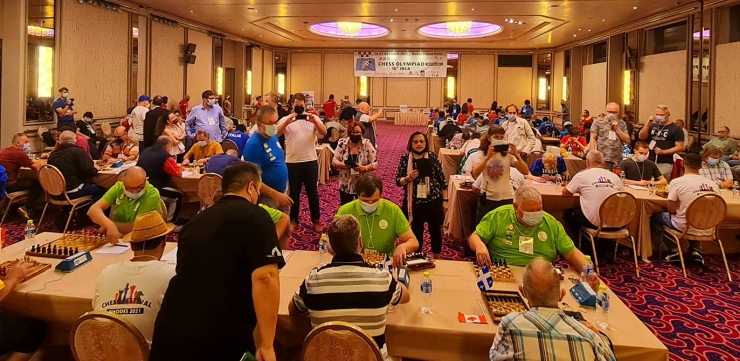 Rhodes hosts Olympiad for Blind and Visually Impaired and IBCA Congress