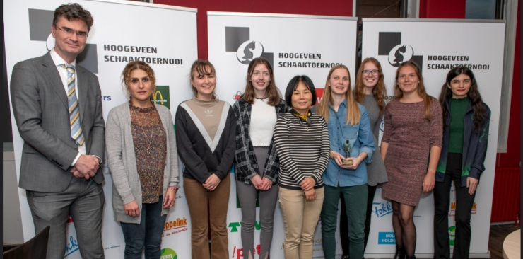 Dutch Championship: Anne Haast clinches her fifth title