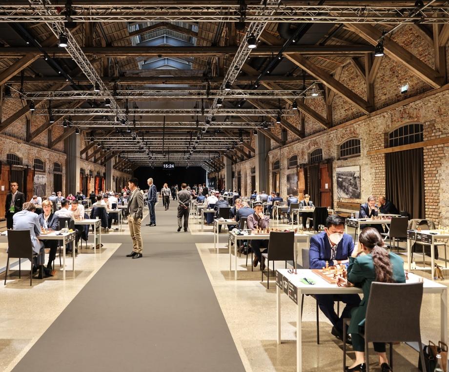 FIDE Chess.com Grand Swiss Riga: Round 1 Recap