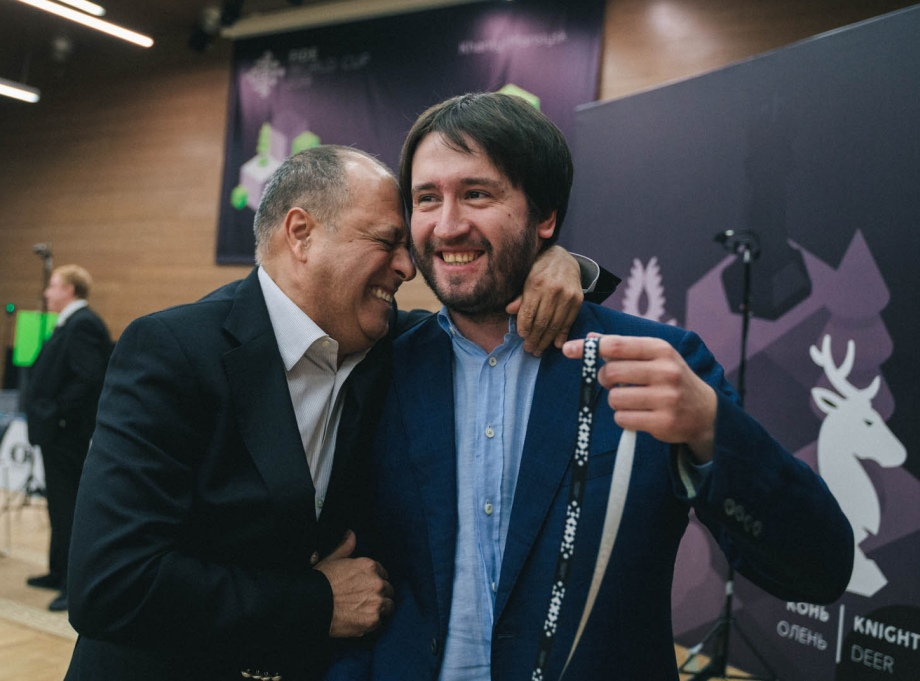 Teimour Radjabov wins FIDE World Cup