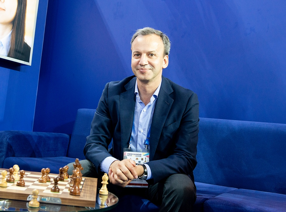 """Arkady Dvorkovich: """"The real evaluation shall be made by the chess world"""""""