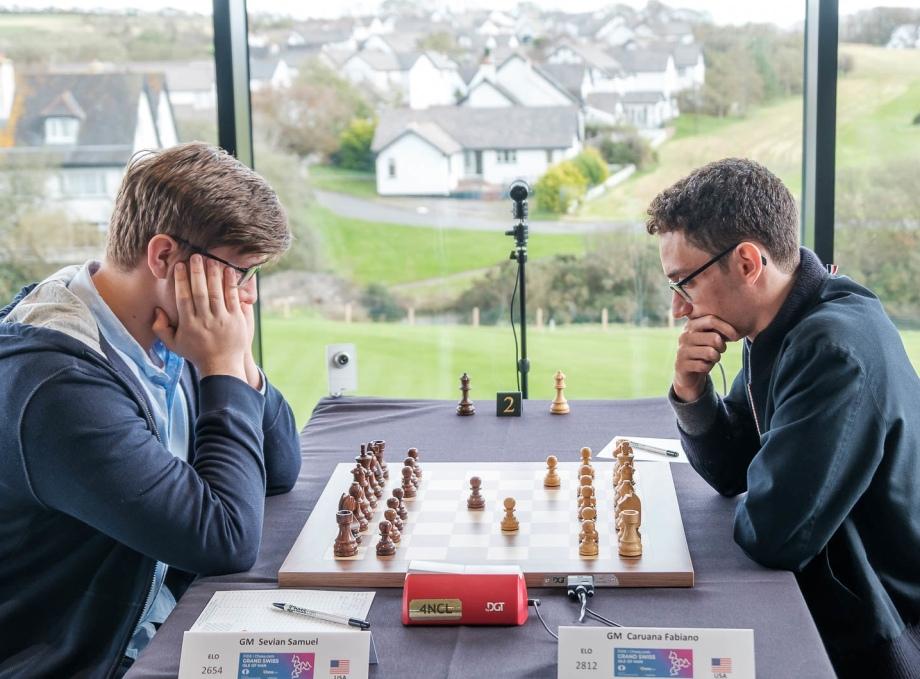 Grand Swiss: Only five scored 100 percent