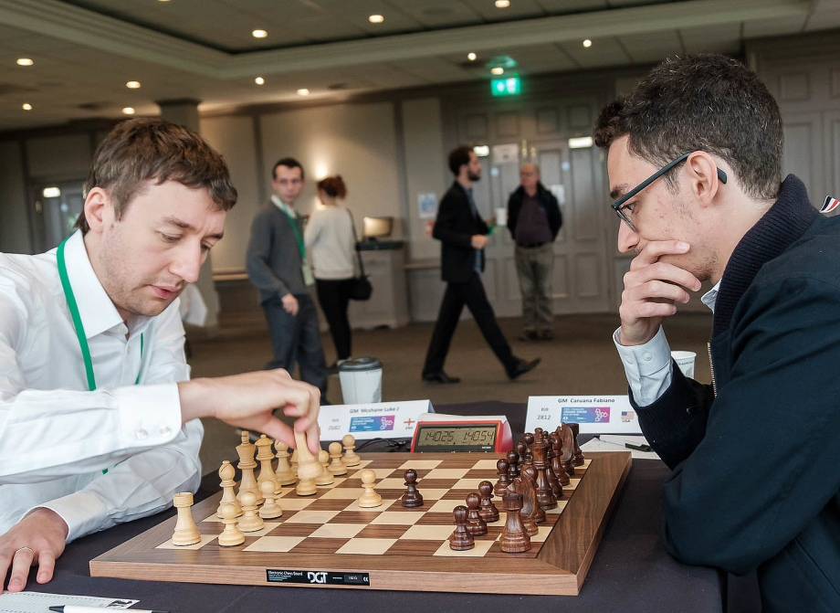 Grand Swiss: Fabiano Caruana's miracle