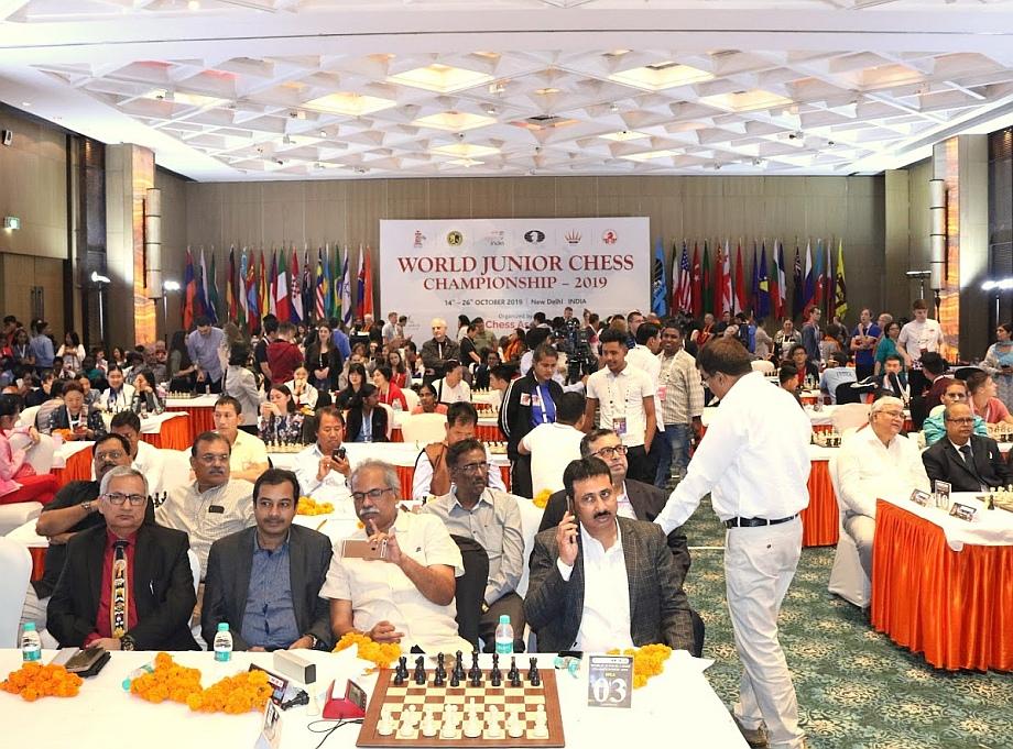 World Junior Championship 2019 kicks off in New Delhi