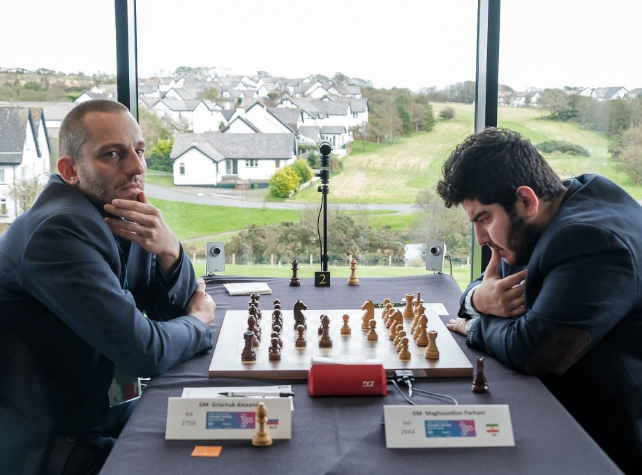 Grand Swiss: Favorites dominate Round 6