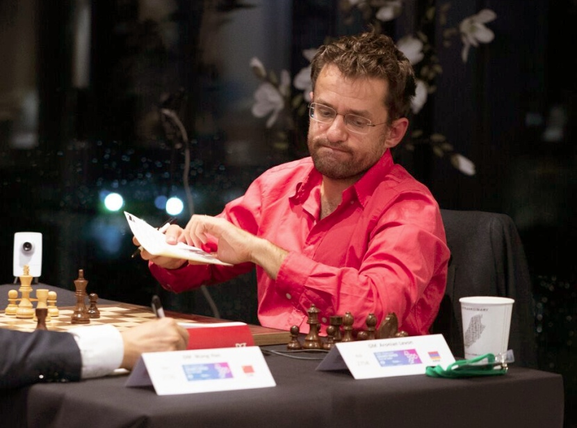 Grand Swiss: Levon Aronian breaks through to the top