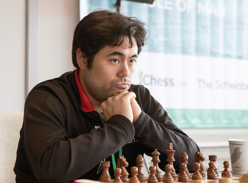 Grand Swiss: Four at the top as Nakamura joins the leaders