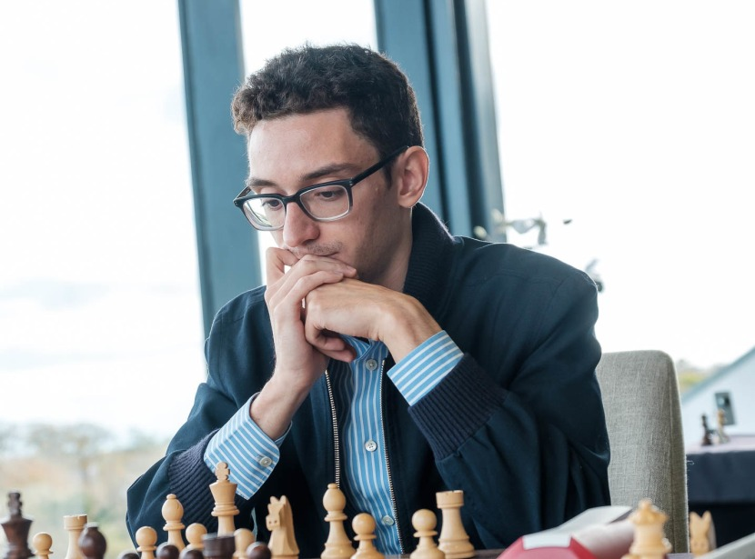 Grand Swiss: Caruana finally alone at the top