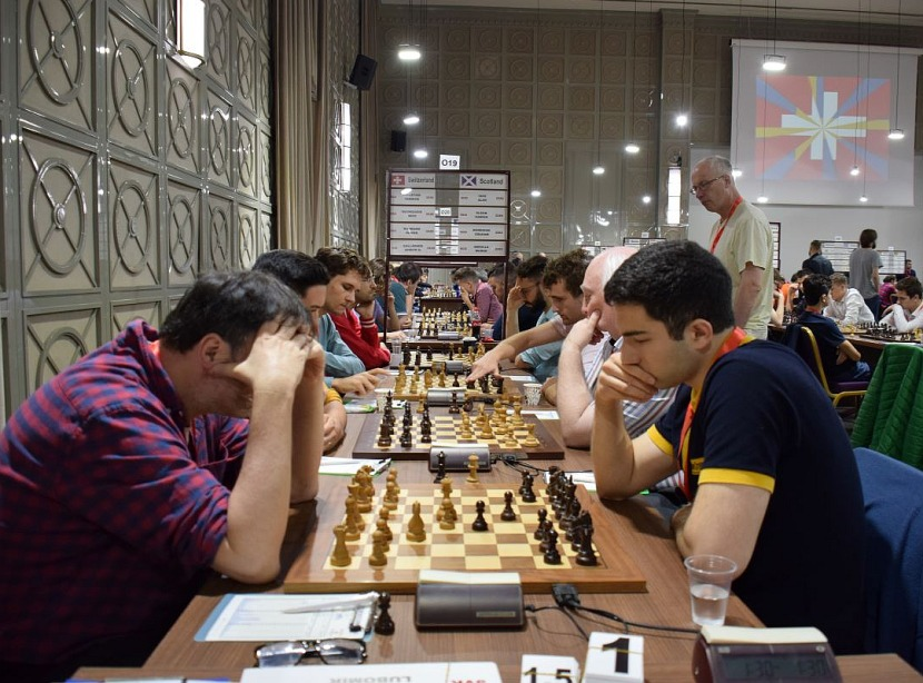 Euro Team Championship reaches midpoint