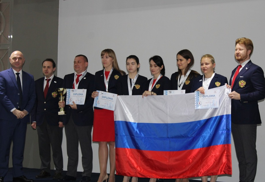 Russia scoops at European Team Championship