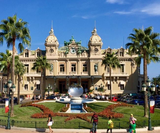 Full WGP Monaco Pairings