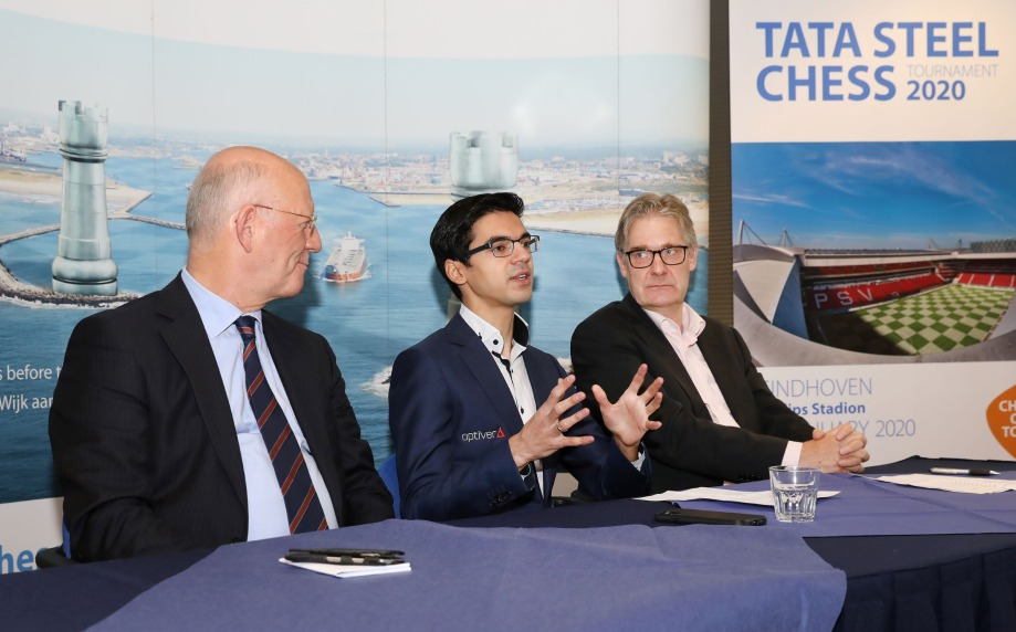 Carlsen, Caruana and young guns in Tata Steel 2020