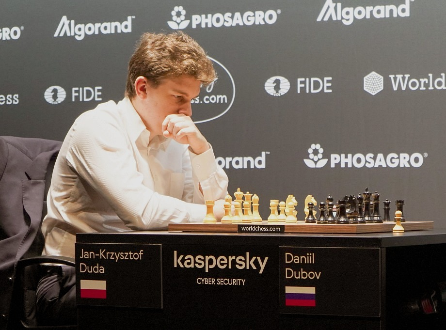 FIDE Grand Prix Hamburg: Duda advances into the final